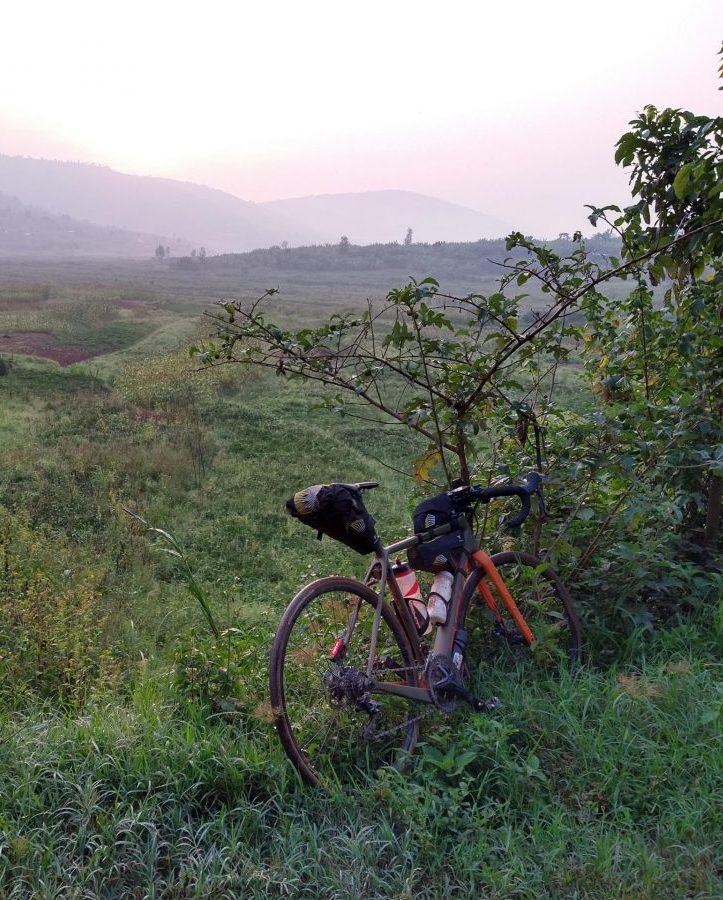 Komeza Rwanda gravel cycling